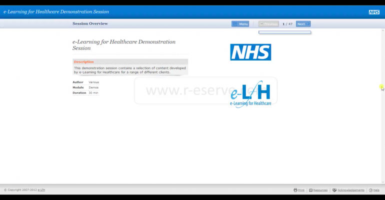 Healthcare_Demo_Renaissance_eServices_eLearning